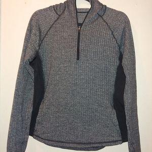 Lucy Women's Renegade Runner Half-Zip Hooded Large